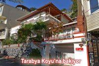 Sarıyer'de Boğaziçi manzaralı icradan müstakil bina satılıyor