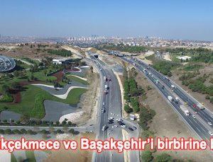 Tema İstanbul Köprüsü ve yan yolları hizmete giriyor