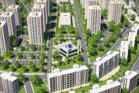Ankara'da kentsel dönüşüm TOKİ'yle hız kazandı