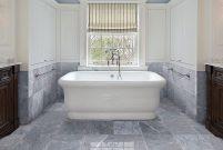Doğanın renkleri Tureks Stone ile banyolarda