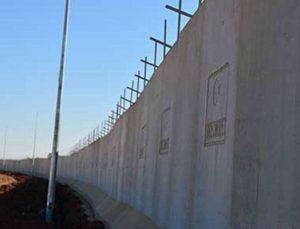 Suruç'la Ayn-el Arap arasına 'Türk Seddi' girdi