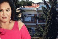 Türkan Şoray villası yetişmeyince otele yerleşti