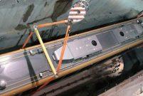 Üsküdar Ümraniye Çekmeköy Metro Hattı'nın vagonları indi