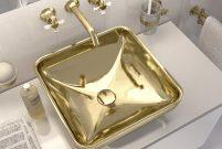 VitrA'dan yeni yıl sabahına yakışan lavabo