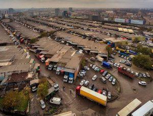İBB, Zeytinburnu Ambarlar'ın imar planını değiştiriyor