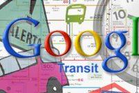 Google Transit, toplu taşıma bilgilerini telefonunuza getiriyor