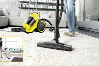 Karcher 2 süpürgeyle profesyonel temizliği eve getiriyor
