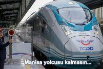 Ankara-İzmir Yüksek Hızlı Tren hattı 3 yıla kadar hizmette