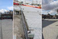 İstanbul'un meydanlarında suya ACO yön veriyor
