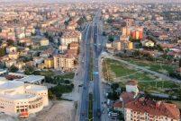 Aksaray'da 10,7 milyon TL'ye akaryakıt istasyonu arsası