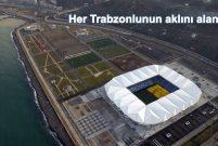 Trabzon Akyazı Spor Kompleksi bugün açılıyor