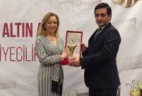 Maltepe Belediyesi'ne 'Altın Arı' ödülü