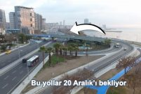 Avrasya Tüneli'nin çevre yollarını açılış öncesi İBB tamamladı