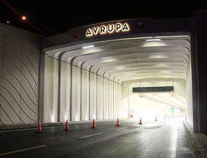 Avrasya Tüneli'nden geçiş ücreti 16,60 TL oldu
