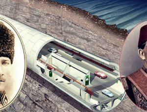 Atatürk ve Abdülhamit Avrasya Tüneli için çekişiyor