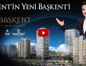 Mustafa Ceceli Başkent Emlak Konutları için sahne aldı