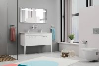Creavit Dual ikili lavabo ile modern paylaşımlar