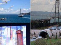 2016 Türkiye için dev projeler yılı oldu