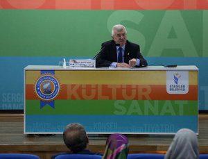 Ahmet Güner Sayar; Suriçi'nde dikey yapılaşmak haramdır