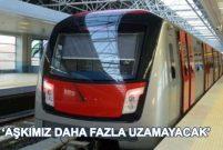 Ankara Keçiören Metrosu'nun açılışı 5 Ocak'ta