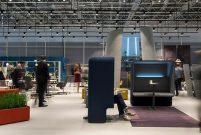 Koleksiyon'un ofis mobilyaları geleceğe ışık tutuyor