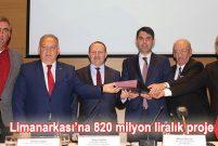 Emlak Konut GYO Alsancak projesi için Tariş'le anlaştı