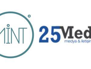 25 Medya, Mint İnşaat'ın yeni iletişim ajansı oldu