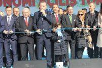 Cumhurbaşkanı Erdoğan Otonomi'yi açtı