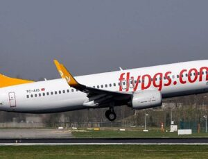 Pegasus Hava Yolları 34 uçuşunu iptal etti