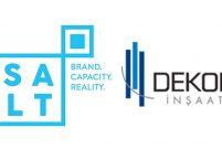 Dekon İnşaat'ın PR'ı Salt İletişim Grup'a emanet