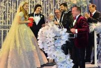 Ali Ağaoğlu damadına 30 milyon TL'lik köşk hediye etti