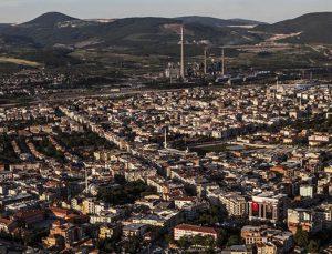 Soma'da 2,7 milyon TL'ye 16 dönüm arsa