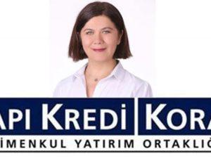 Yapı Kredi Koray GYO'ya yeni genel müdür yardımcısı