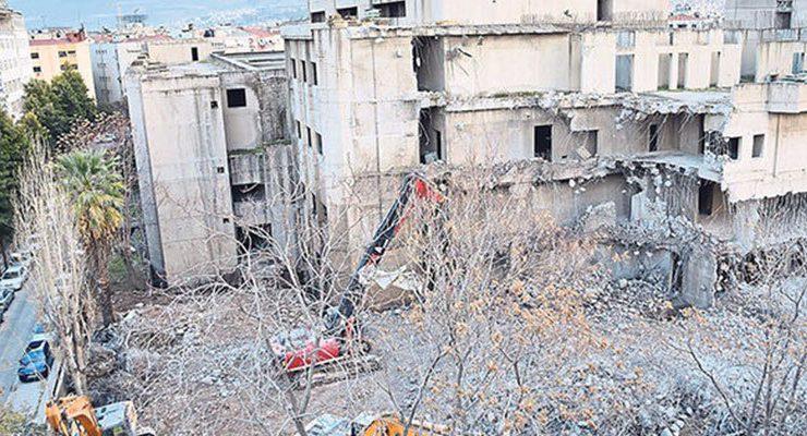 İzmir TRT bloklarına 56 milyon TL teklif geldi