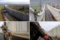 Suriye sınırındaki Türk Seddi 911 km boyunca vatanı koruyacak