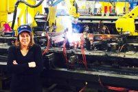 Urtim, çöplerden inşaat kalıbı üretip Amerika'ya satıyor