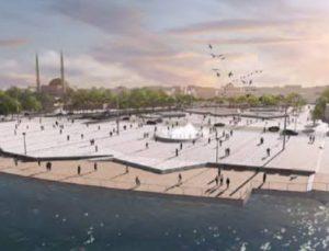 İBB, Üsküdar Meydan ve Sahil Düzenlemesi projesine başlıyor
