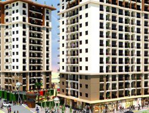 4401 Rezidans'ta daire fiyatları 294 bin TL'den başlıyor