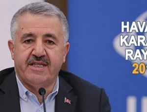 Bakan Ahmet Arslan geçen yılı özetledi, gelecek vizyonu çizdi
