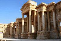 DEAŞ'ın zararı herkese… Antik Palmira kısmen artık yok