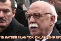 Nabi Avcı Topkapı Sarayı'nın kaydığı haberini yalanladı