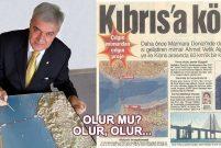 Ahmet Vefik Alp'in Kıbrıslink projesi yine gündemde