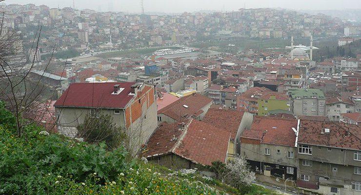 Eyüp Alibeyköy'de 23 dönüme kentsel dönüşüm kararı çıktı