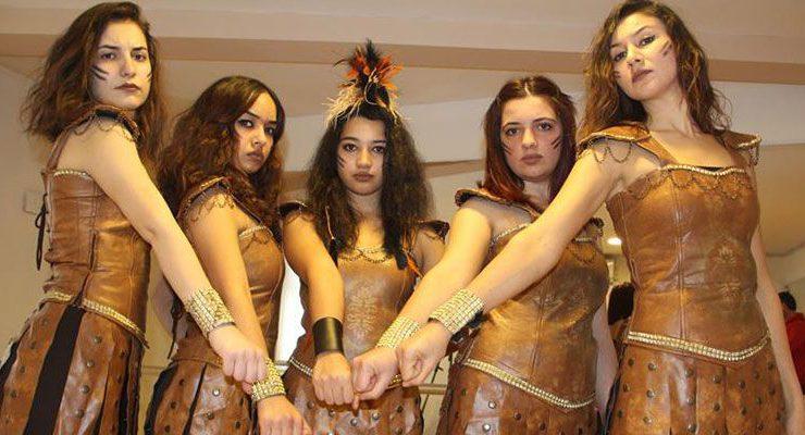 Sinop'un tanıtımını Amazon Kadınlar üstlendi