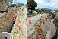 ASAT Alanya'nın altyapısına 49 milyonluk TL yatırıdı