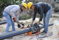 Korkuteli'nin altyapısı 52 milyonluk yatırımla yenilendi
