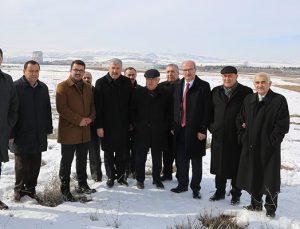 ATO Ankara'nın yeni fuar alanı için kolları sıvadı