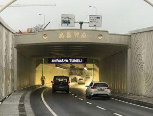 Avrasya Tüneli 24 saat ulaşıma açılıyor