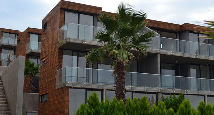 B Modern Residence Bodrum'da 195 bin TL'ye 1+1