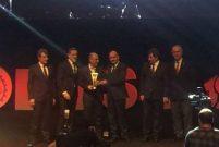 BTSO'dan Bakyapı'ya 'İnşaat Sektörü Lideri' ödülü